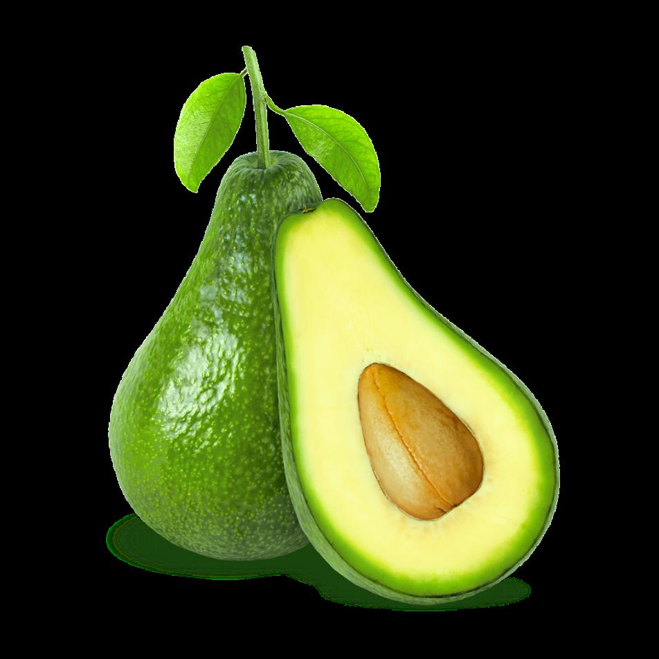 Eetschema avocado