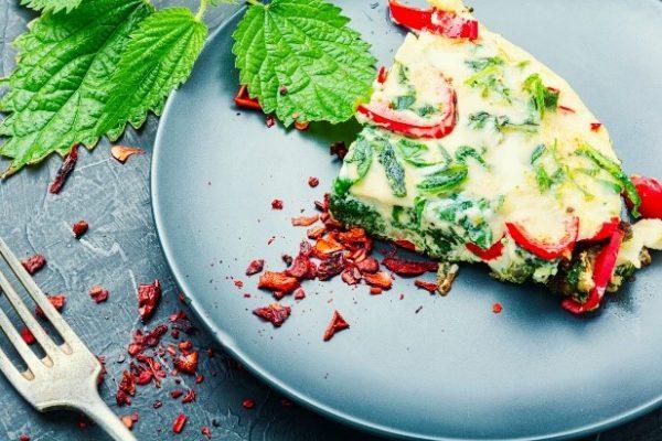 italiaanse omelet